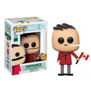Funko Pop! South Park Terrance Chase Vinyl Figure